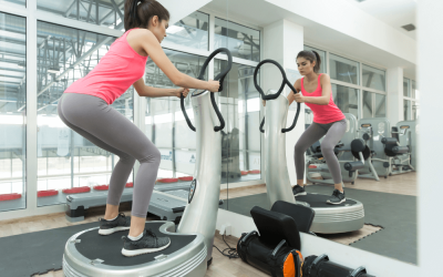 Vibration Plate Training Therapy